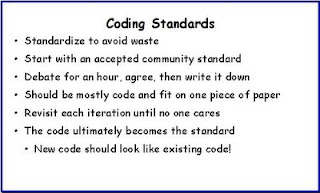 Coding Standards - agileinaflash.blogspot.com